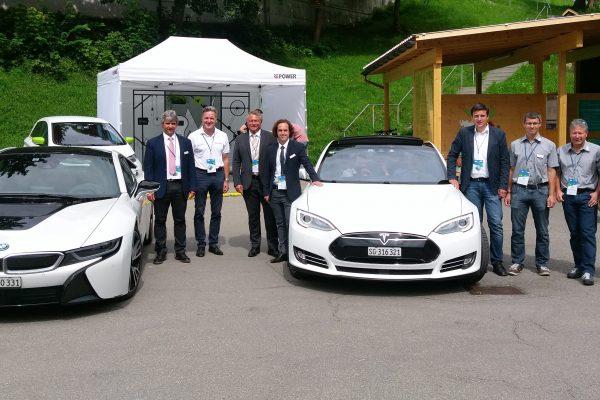 Braunwald gibt e-Gas