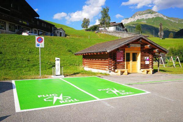 St. Antönien setzt auf Elektromobilität