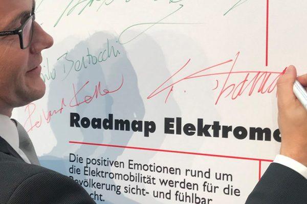 Roadmap Elektromobilität 2022
