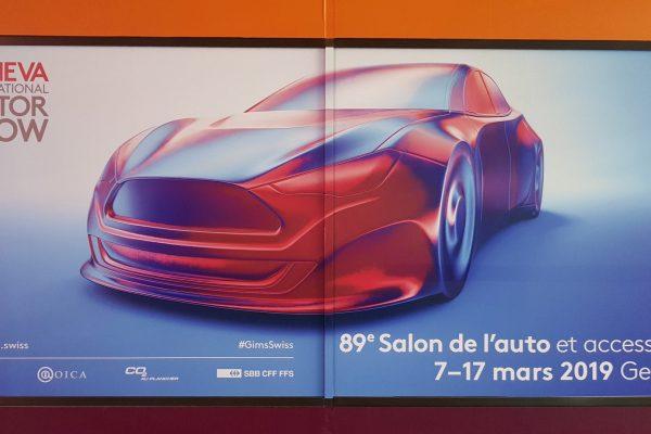 Hohe Qualität und grosser Mix am Automobil-Salon
