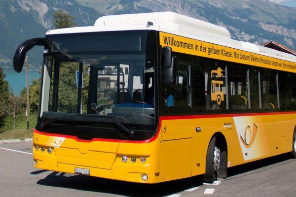 Elektropostautos für Graubünden